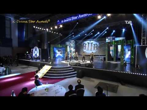 BTOB-WoW + I Only Know Love at K-Drama Star Awards (121208)