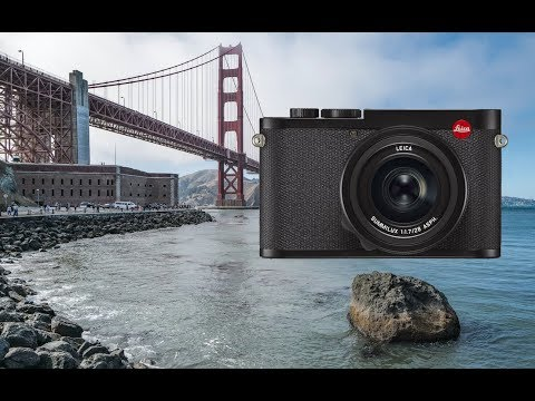 Leica Q2 in San Francisco: currently the best compact camera!