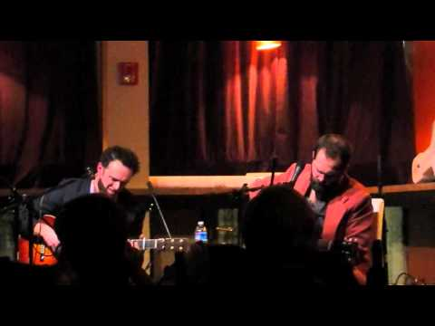 Jeffrey Foucault and Mark Erelli play Norman Blake's