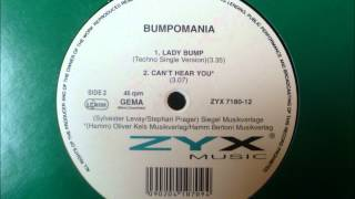 Bumpomania - Lady Bump