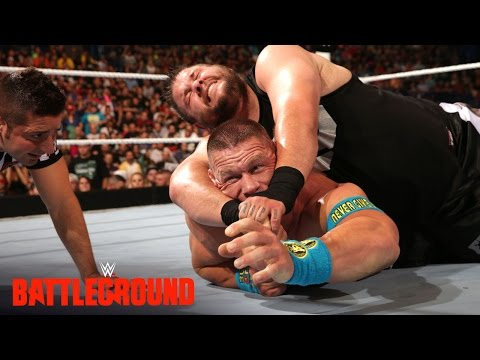 WWE Network: John Cena vs. Kevin Owens: WWE Battleground 2015
