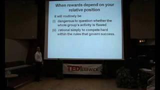 TEDxWarwick - Professor Andrew Oswald - 2/28/09