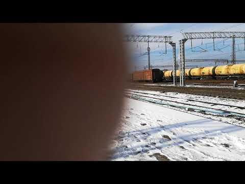 Электропоезд Краснодар - Мин-Воды