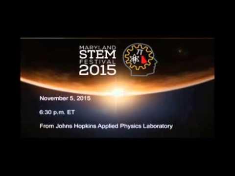 Maryland STEM Festival Kickoff