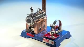 Wilesco D6 steam engine