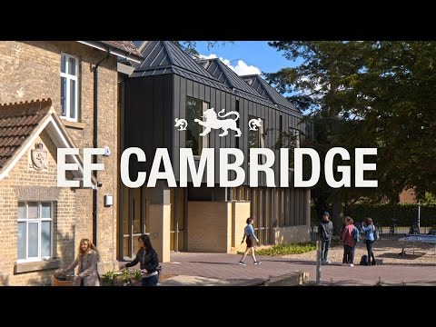 EF Cambridge ‒ Tour of the School