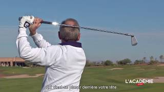 Les 7 Clés du Swing : le finish (n°7)