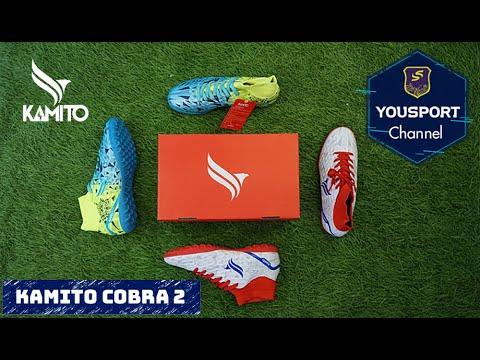 Đánh giá chi tiết mẫu giày bóng đá cổ cao Kamito Cobra 2