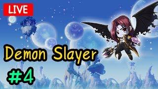🔴 Demon Slayer ตัวหลักเกือบ 100% #4 | MapleStory [SEA]