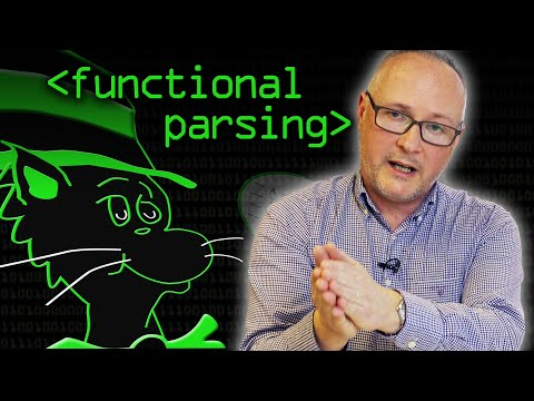 Functional Parsing - Computerphile
