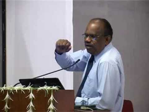 Lecture on Vision for India's Global Leadership
