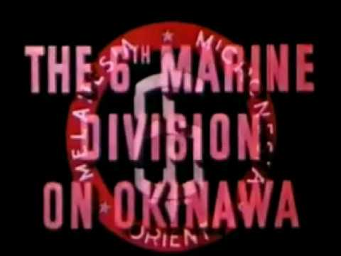 The 6th Marine Division on Okinawa 1945