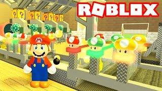 Roblox → SUPER MARIO FACTORY!! -Mario Tycoon 🎮