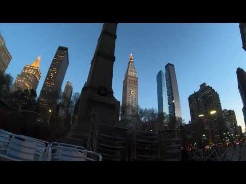 ⁴ᴷ⁶⁰ Walking NYC (Narrated) : Flatiron District, Manhattan (November 13, 2019)