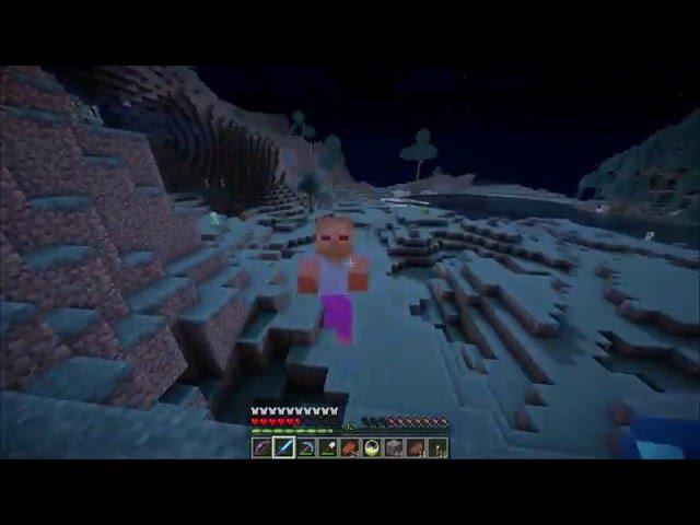 Смотреть прохождение игры Minecraft Big Trees Adventure. Серия 18 - Грибники.