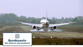 """Die """"Deutsche Air Force One"""" – Neues Regierungsflugzeug für die Bundeswehr"""