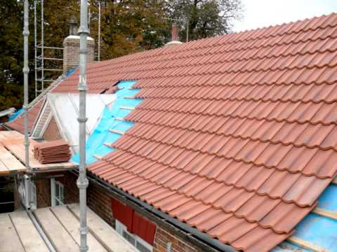 Pitched roofing project East Yorkshire Roofing Services Hull