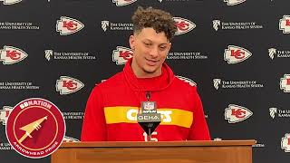 Patrick Mahomes is ready for Miami (NFL Super Bowl LIV 2020)
