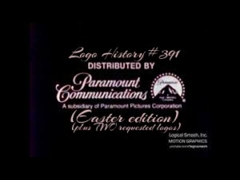 Logo History #391: Paramount Communications (Easter Edition) [plus TWO Requested Logos]