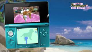 PlanetNintendo.it // Paws & Claws: Pampered Pets Resort 3D (3DS) - Debut Trailer