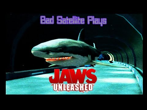 Bad Satellite Plays — Jaws Unleashed