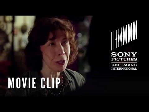 Grandma - Starring Lily Tomlin and Julia Garner - Tattoo Clip - At Cinemas December 11