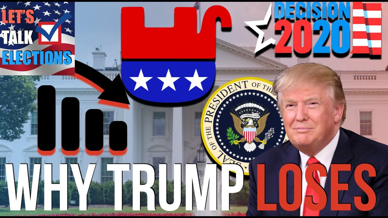 Why Donald Trump Will Lose the 2020 Election