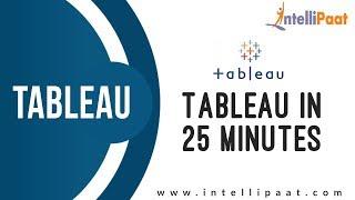 Data Visualization | Tableau Training | Data Analysis | Tableau Tutorial | Tableau 10 | Intellipaat
