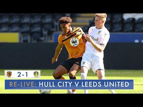 Re-live: Hull City U23 2-1 Leeds United U23: Professional Development League