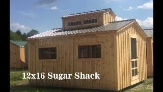 DIY Low Price Guarantee - Build or Buy this Highly Versatile Sun Filled 4 Season Building