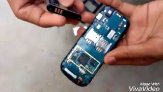 How to solve Samsung E-1282t short or Dead phone. 📱