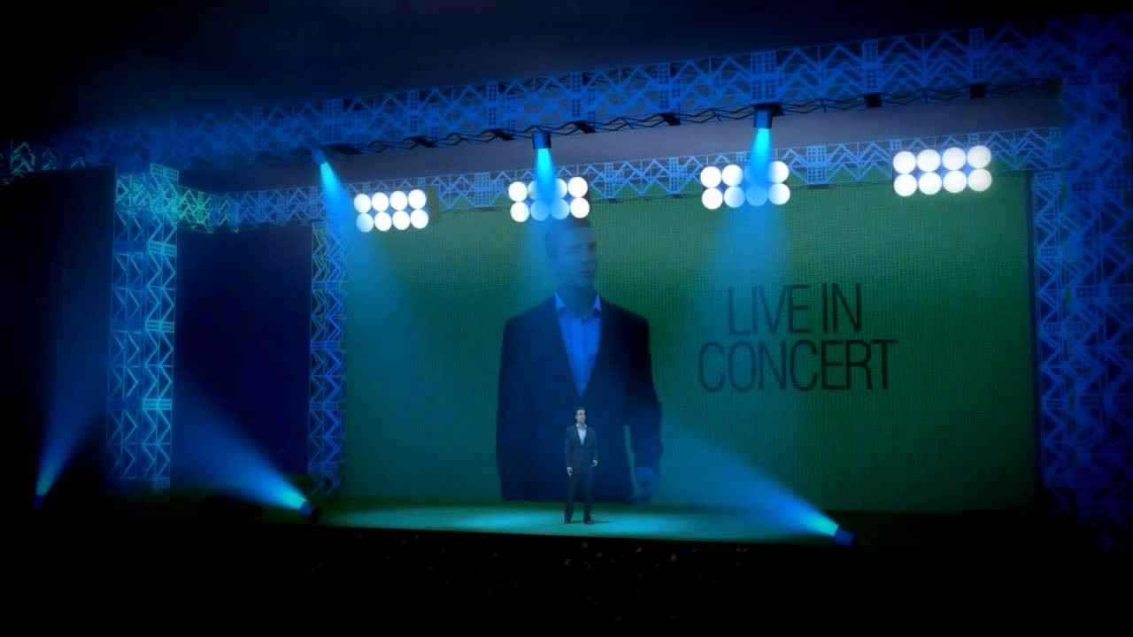 Stage lighting in after effects cs4 youtube - Live In Concert After Effects Template