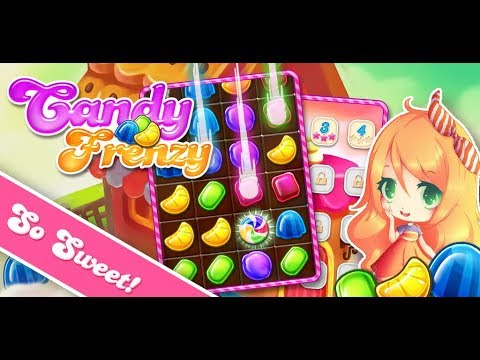 Candy Frenzy Game Apk  V7 Game Play
