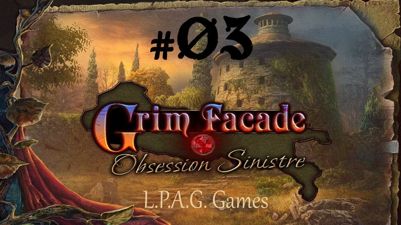 grim facade obsession sinistre edition collector