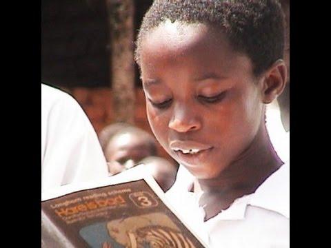 Certificate Celebration in 2010 in Parakou, Benin