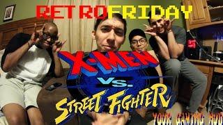 RETROFriday: X-Men Vs. Streetfighter - YourGamingHUD