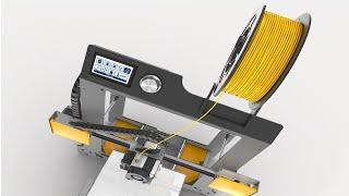 Обзор 3D-принтера BQ Hephestos 2: собери и напечатай —3D-принтер своими руками