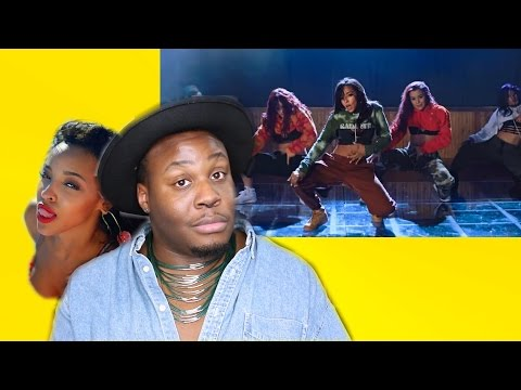 "Thumbnail: TINASHE ""COMPANY"" (REACTION)"