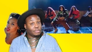 "TINASHE ""COMPANY"" (REACTION)"