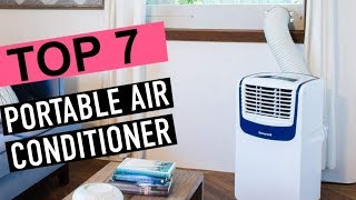 Top 7: Best Portable Air Conditioner