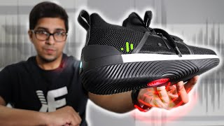 Unboxing DropsLabs EP 01 - Smart Shoes with a BUILT IN SUBWOOFER!?!