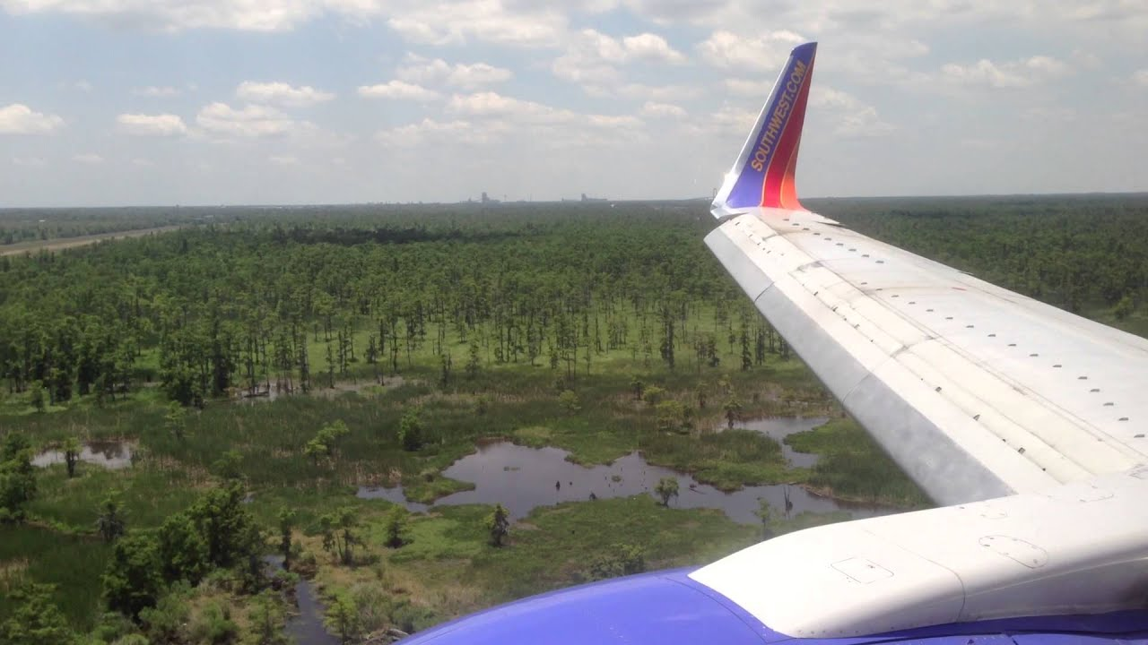New Orleans Travel From Airport