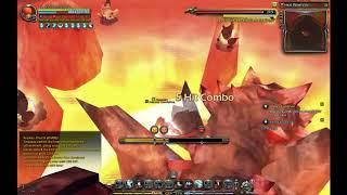 Dragon Nest NA Gladiator Solo Volcano Nest Hardcore (95 cap)