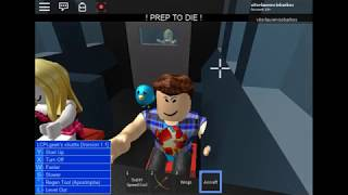 Roblox - Vitor B.L And Cute Girl Escaped The Spaceship Part 6