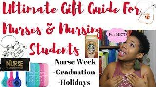 Gift Guide For Nurses & Students~graduation, Nurse Week, Holidays Affordable & Unisex