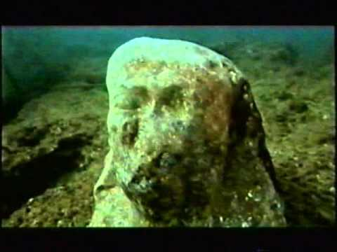 short film Cleopatra city Under water of Alexandria Egypt