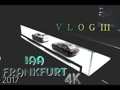 IAA Frankfurt [4K] V L O G III