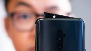Oppo Reno 10x Zoom Hands On: Peek-a-boo