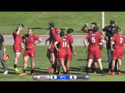 SDSU vs BYU - Men's College Rugby