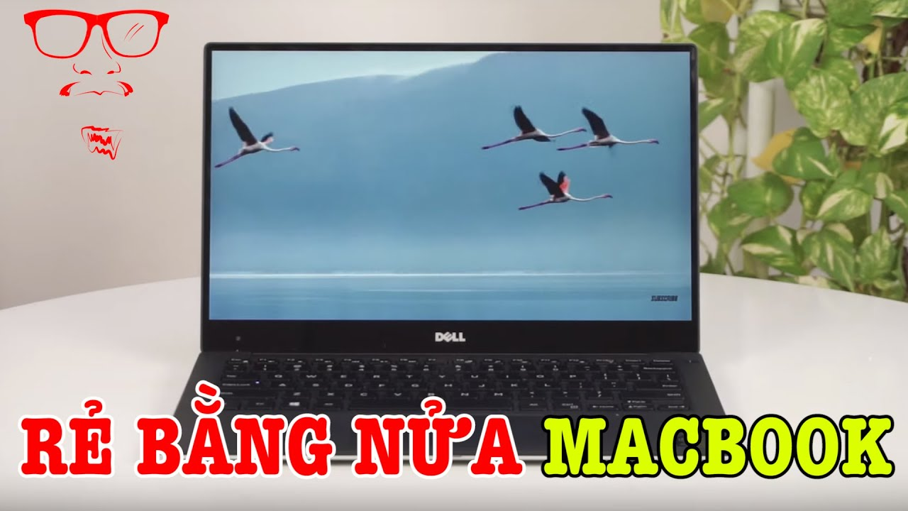 RẺ HƠN RẤT NHIỀU Macbook, đây là sự lựa chọn thay thế tốt? Laptop Dell XPS 9343 Core i7